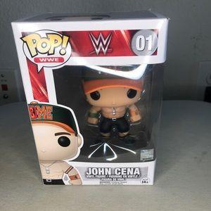 John Cena Funko POP! #01